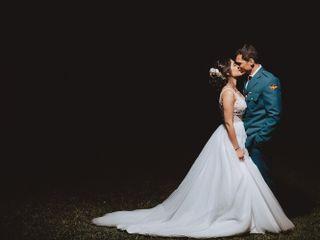 O casamento de Nayhara e Werlon