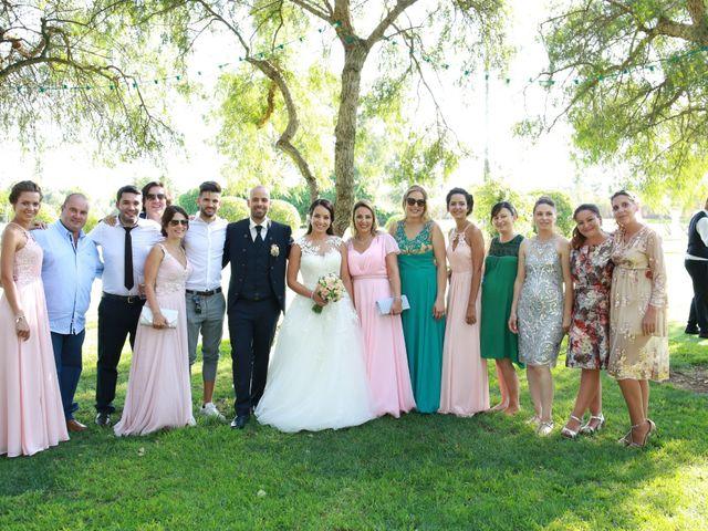 O casamento de Alexandre e Daniela em Faro, Faro (Concelho) 85