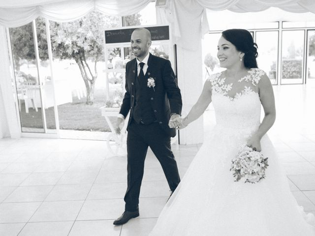O casamento de Alexandre e Daniela em Faro, Faro (Concelho) 91