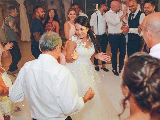 O casamento de Alexandre e Daniela em Faro, Faro (Concelho) 105