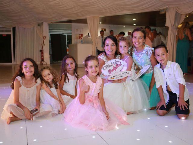 O casamento de Alexandre e Daniela em Faro, Faro (Concelho) 111
