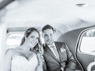 O casamento de Elyse e Eddy Silva