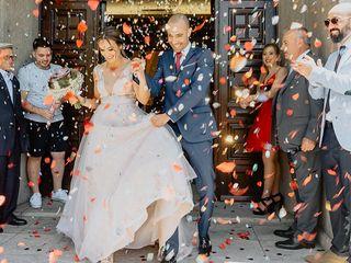 O casamento de Carolina e André