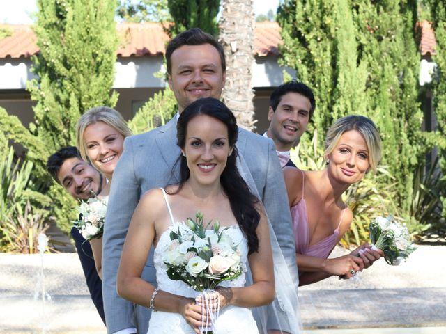 O casamento de Johanna e Edin