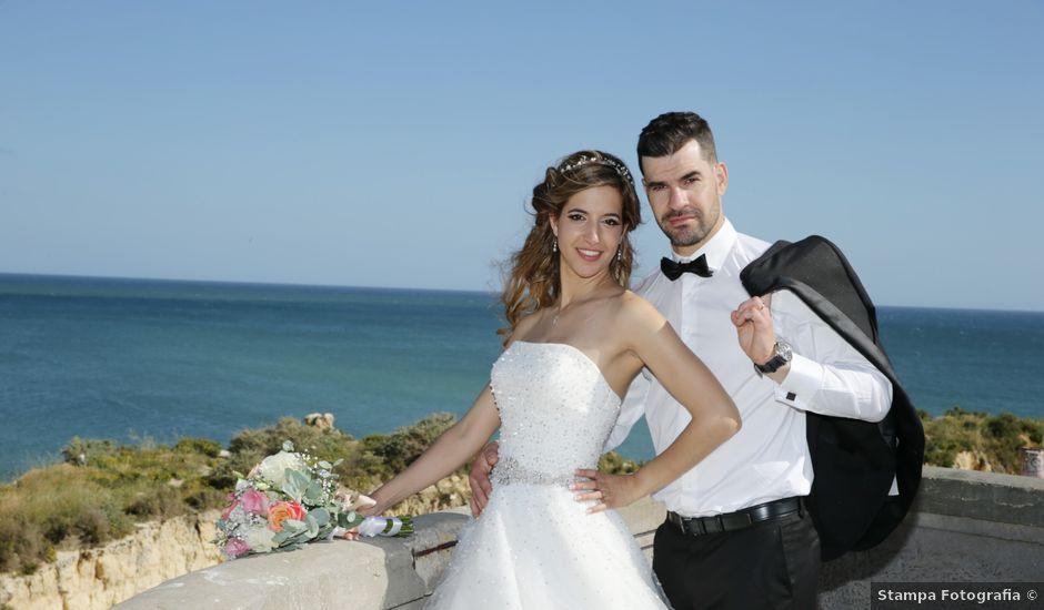 O casamento de Rui e Inês em Portimão, Portimão