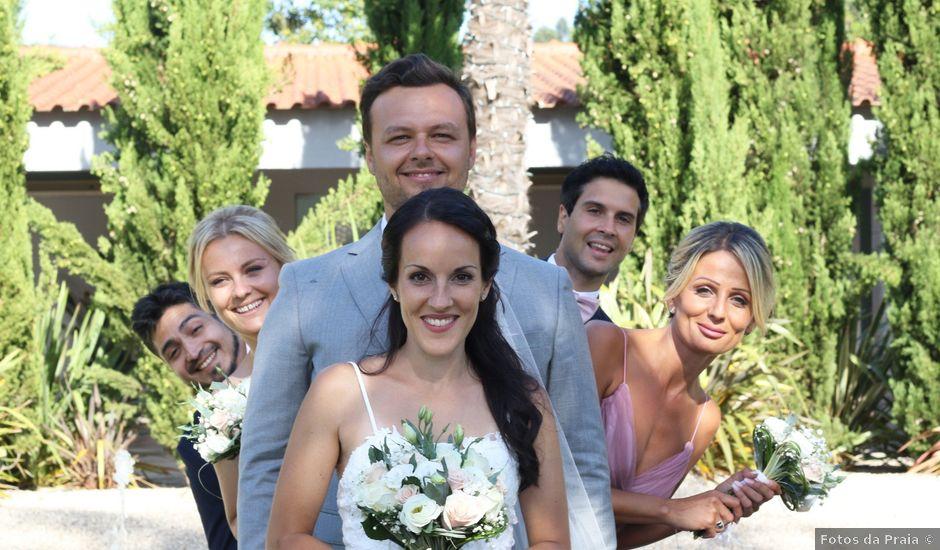 O casamento de Edin e Johanna em Esposende, Esposende