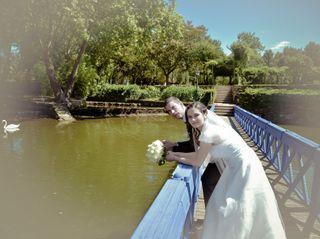 O casamento de Carolina e Adriano