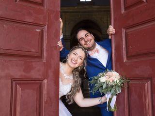 O casamento de Andreia e Miguel