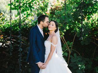 O casamento de Sónia e Pedro