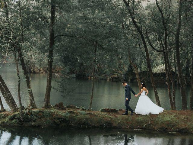 O casamento de Cláudia e Xavier