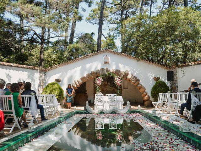 O casamento de Fábio e Sónia em Sintra, Sintra 30
