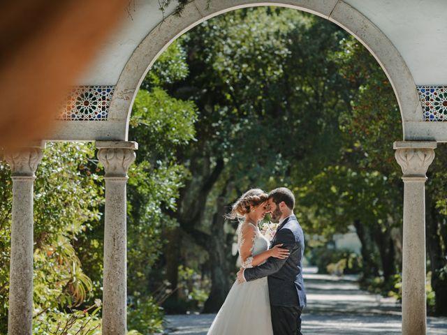 O casamento de Fábio e Sónia em Sintra, Sintra 49