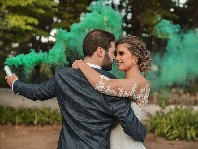 O casamento de Sónia e Fábio