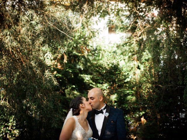 O casamento de Sofia e João
