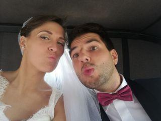 O casamento de Tatiana S e Tiago 2