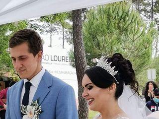 O casamento de Sabrina  e Christian  1