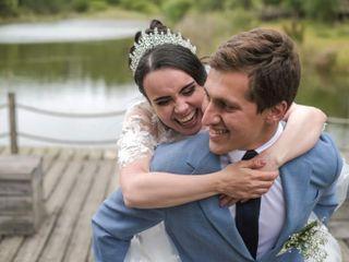 O casamento de Sabrina  e Christian  2