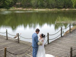 O casamento de Sabrina  e Christian