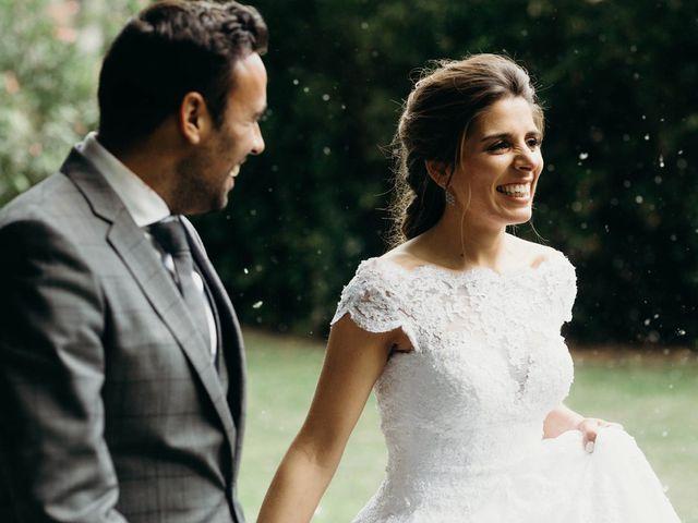 O casamento de Ana e Joel