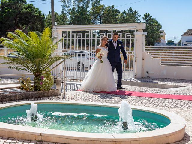 O casamento de José e Ana em Queluz, Sintra 3