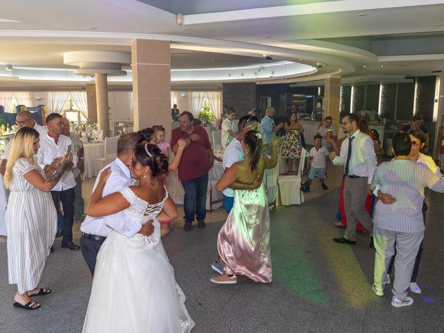 O casamento de José e Ana em Queluz, Sintra 4