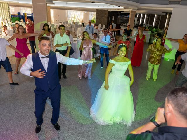 O casamento de José e Ana em Queluz, Sintra 6