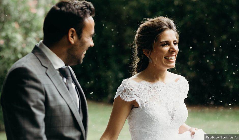 O casamento de Joel e Ana em Gandra, Paredes