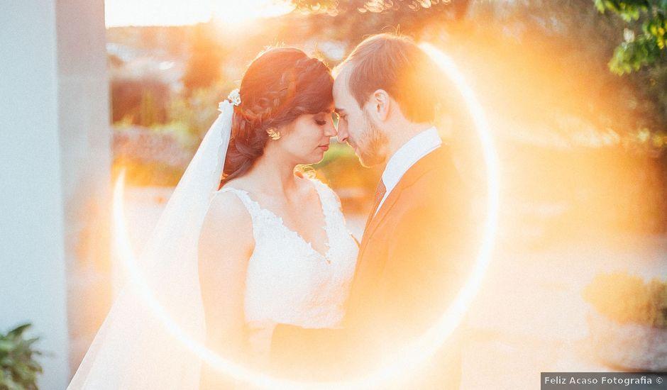 O casamento de André e Daniela em Viseu, Viseu (Concelho)