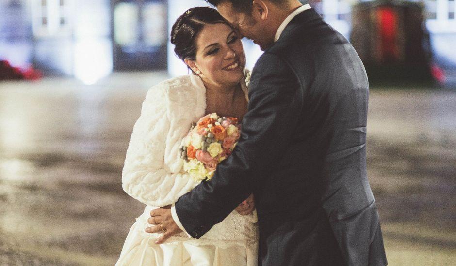 O casamento de João e Cátia em Angra do Heroísmo, Terceira