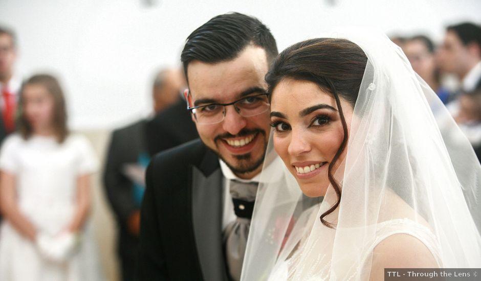 O casamento de Hugo e Joana em Malveira, Mafra