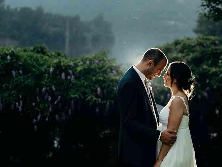 O casamento de Eleni e João