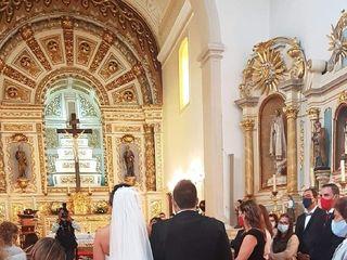 O casamento de Isabel e Tiago 2