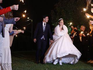 O casamento de Cátia e Tiago 2