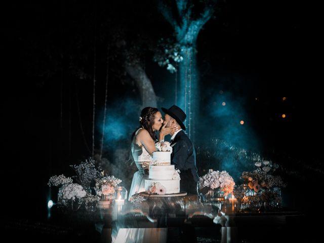 O casamento de Joana e David