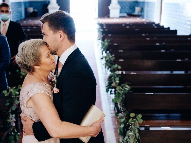 O casamento de Tiago e Mélissa em Fátima, Ourém 24