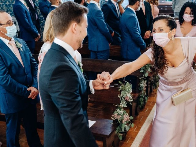 O casamento de Tiago e Mélissa em Fátima, Ourém 26
