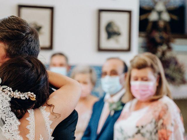 O casamento de Tiago e Mélissa em Fátima, Ourém 29