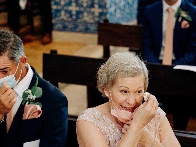 O casamento de Tiago e Mélissa em Fátima, Ourém 31