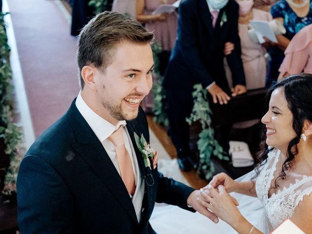O casamento de Tiago e Mélissa em Fátima, Ourém 34
