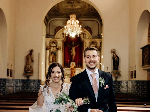 O casamento de Tiago e Mélissa em Fátima, Ourém 37