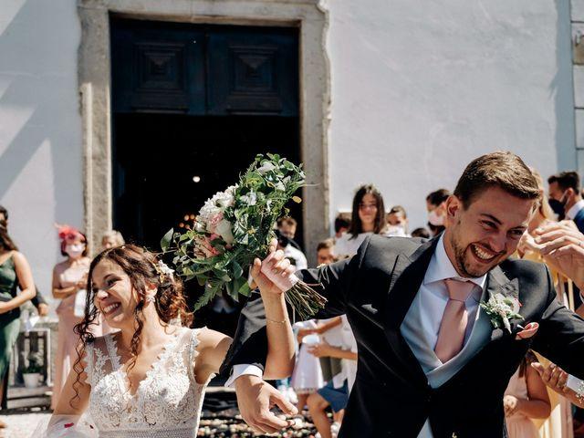 O casamento de Tiago e Mélissa em Fátima, Ourém 38