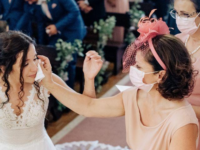 O casamento de Tiago e Mélissa em Fátima, Ourém 36