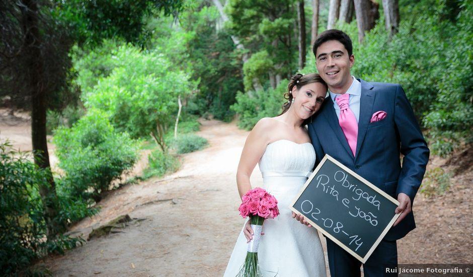 O casamento de João e Rita em Cascais, Cascais