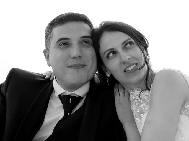 O casamento de Nídia e João
