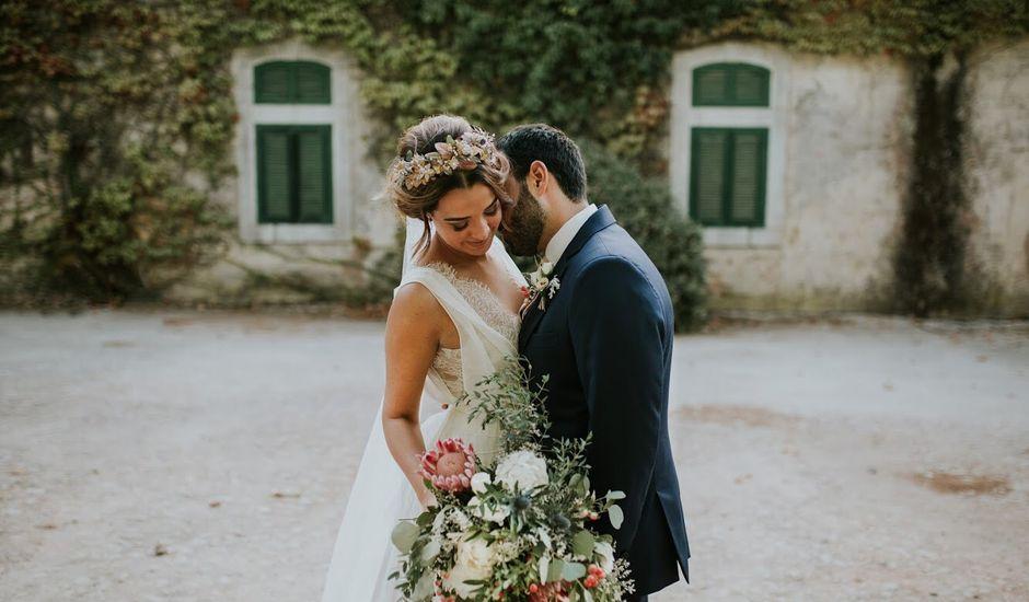 O casamento de João e Rafaela em Azeitão, Setúbal (Concelho)