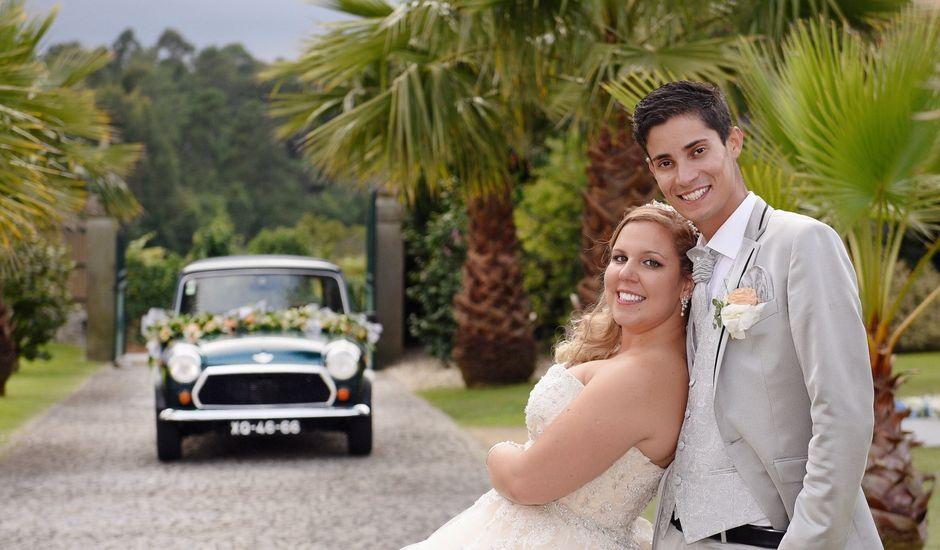 O casamento de Márcia  e Hugo  em Friastelas, Ponte de Lima