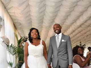 O casamento de Esperança e Mandela 3