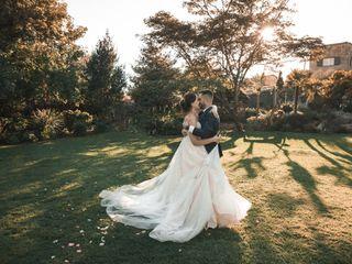 O casamento de Isabel e João