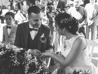 O casamento de Tânia e João 1