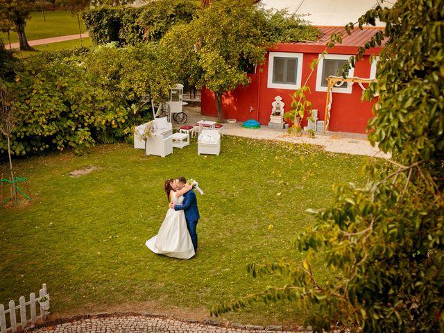 O casamento de Luísa e Carlos